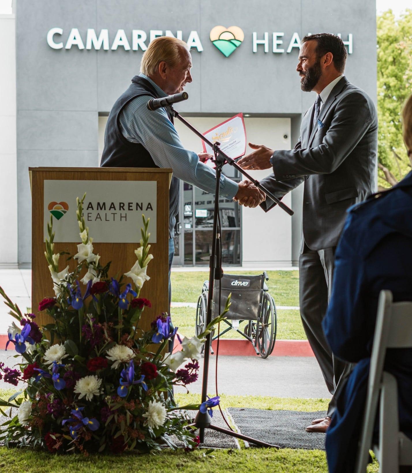 School Based Health Center Senator Canella