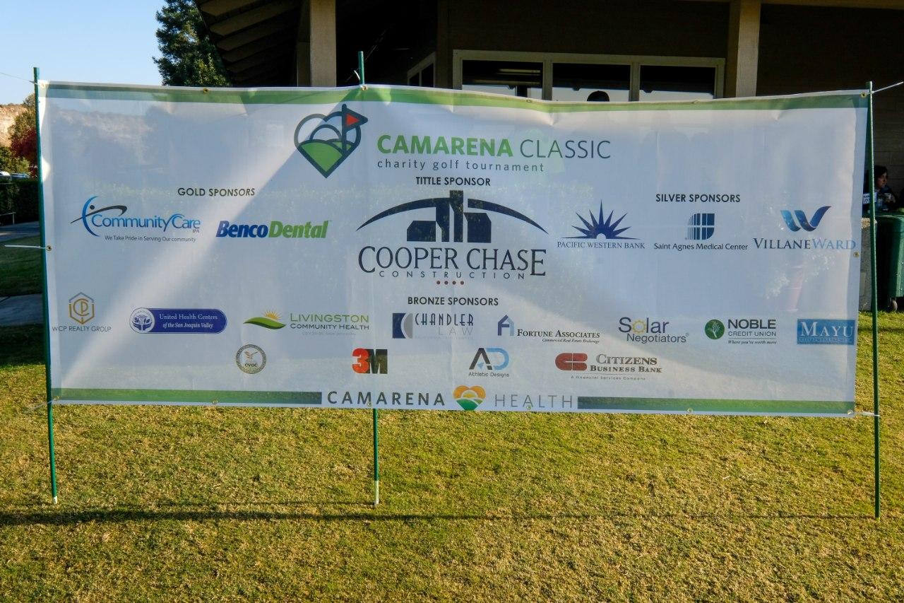 Camarena Clasic 2019 Sponsors