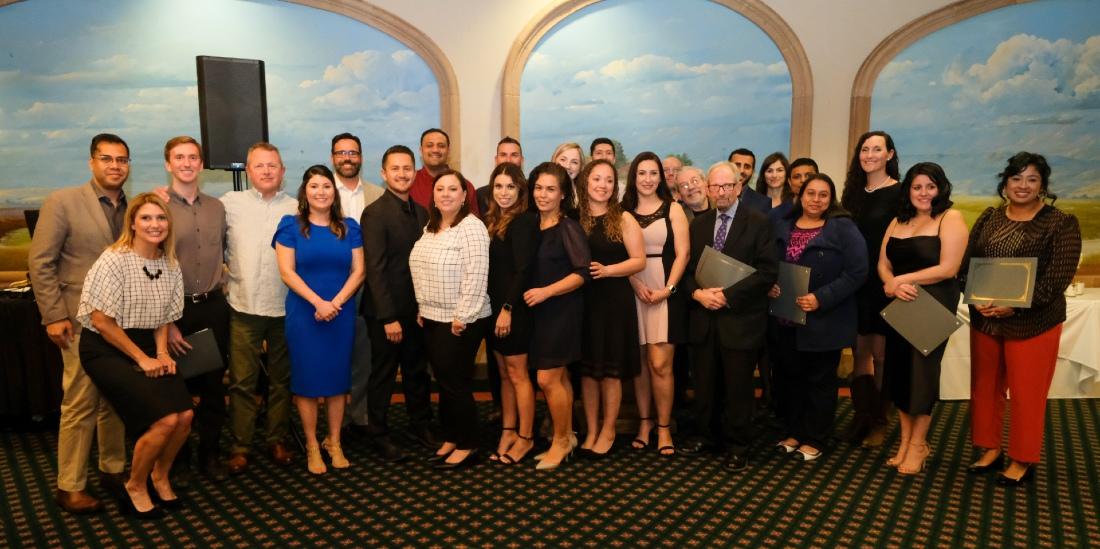 Camarena Health Aspire to Inspire Ceremony Group